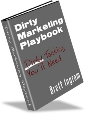 Product picture dirty marketing playbook make money from home